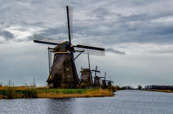 Картинка разное мельницы мельница ветряк