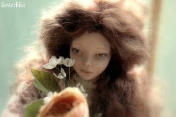Картинка разное игрушки кукла