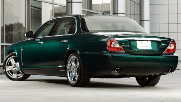 Картинка jaguar xj автомобили великобритания класс-люкс легковые land rover ltd