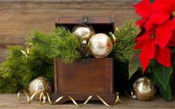 Картинка праздничные шары новый год рождество decoration украшения christmas merry