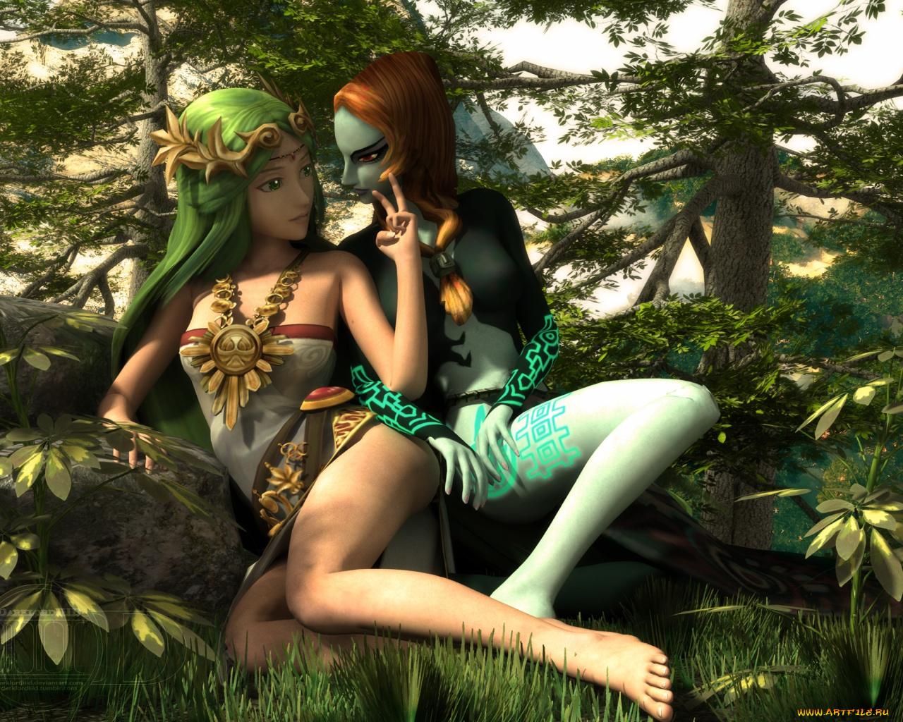 3d digital elves xxx film