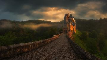 обоя eltz castle, города, замки германии, eltz, castle