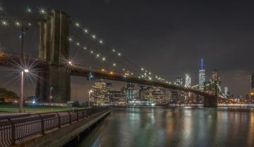 обоя brooklyn, города, нью-йорк , сша, простор