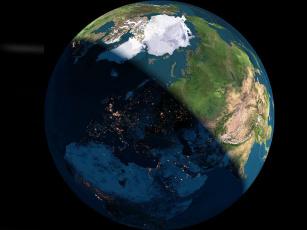 Картинка космос земля