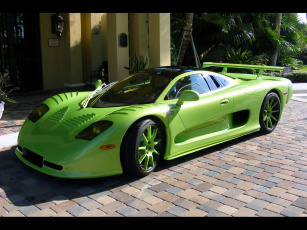 Картинка lime green mosler mt900s автомобили