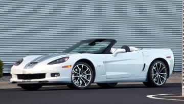 Картинка corvette автомобили