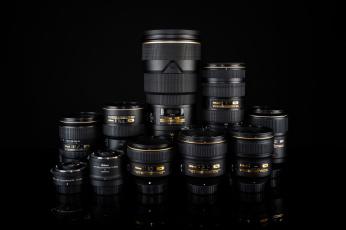 обоя бренды, бренды фотоаппаратов , разное, объективы
