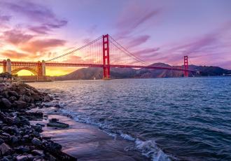 обоя города, - мосты, golden, gate, bridge, мост, золотые, ворота, сан, франциско