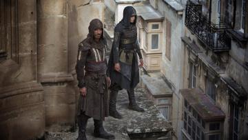 обоя assassin`s creed, кино фильмы, персонажи
