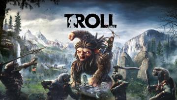 обоя troll and i, видео игры, troll, and, i, action, адвенчура