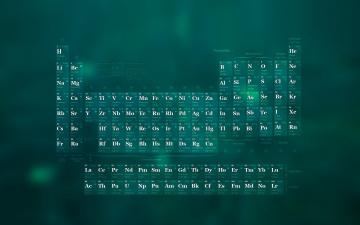 обоя разное, надписи,  логотипы,  знаки, элементы, химия, таблица, менделеева