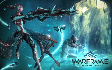 обоя видео игры, warframe, action, шутер, тактика