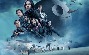обоя кино фильмы, rogue one,  a star wars story, rogue, one, a, star, wars, story