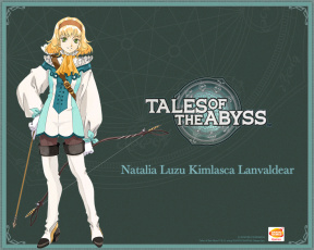 Картинка tales of the abyss видео игры