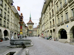 обоя города, - памятники,  скульптуры,  арт-объекты, дома, скульптура, улица