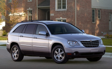 обоя chrysler pacifica 2006, автомобили, chrysler, pacifica, 2006