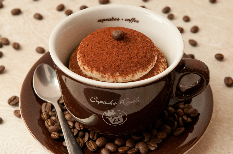 Картинки с добрым утром с кофе и пирожными с надписью мужчине, открытки