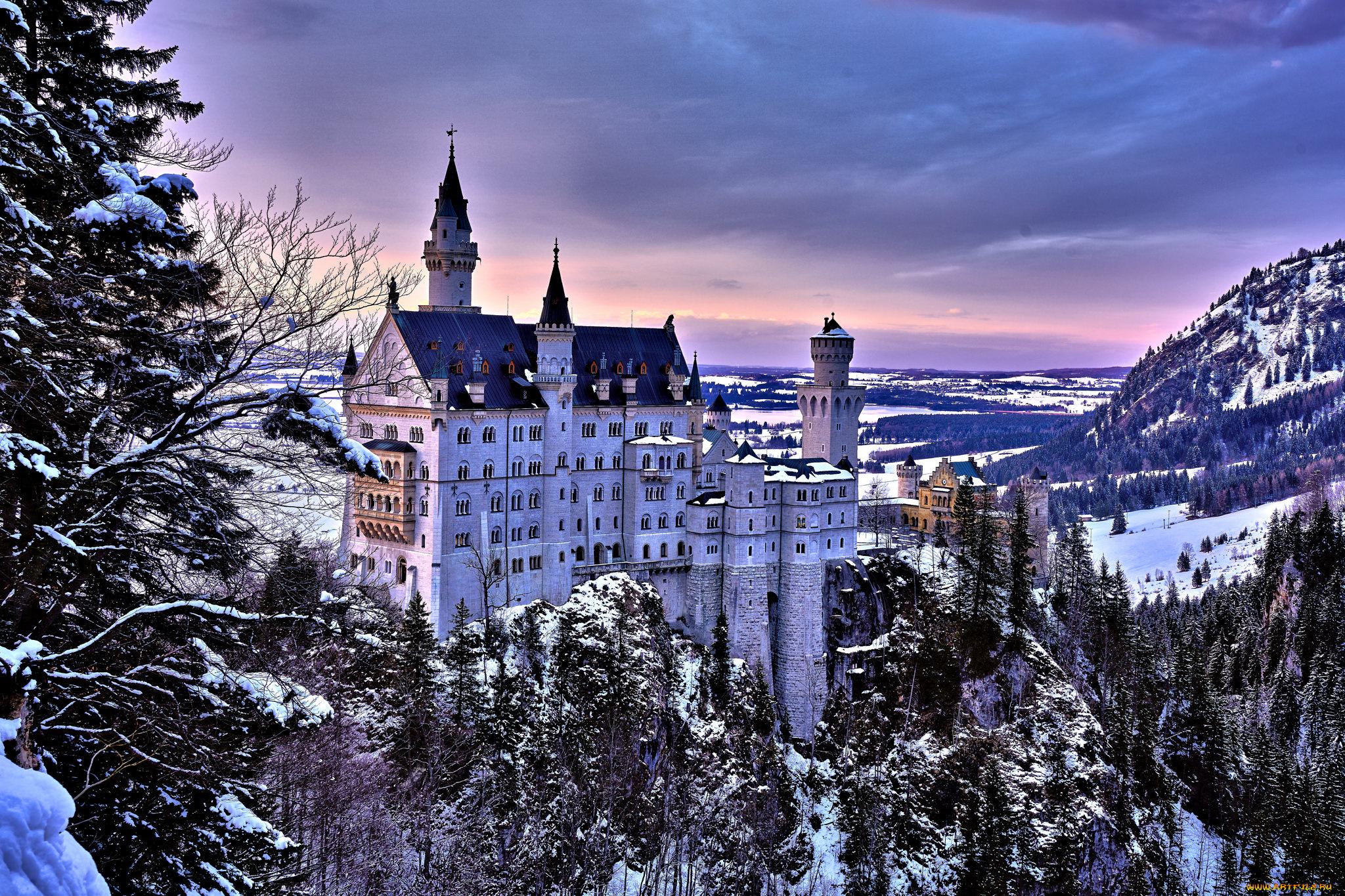 Замок нойшвайнштайн скачать