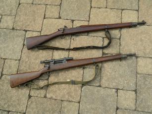 обоя оружие, ружья, мушкеты, винчестеры, a4, m1903a3