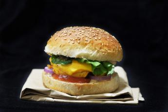 обоя еда, бутерброды,  гамбургеры,  канапе, бургер