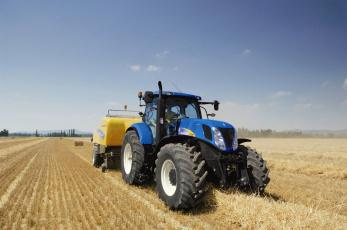 обоя техника, тракторы, new, holland