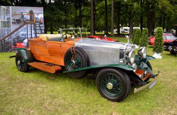 Картинка rolls+royce+silver+ghost автомобили выставки+и+уличные+фото выставка автошоу ретро история