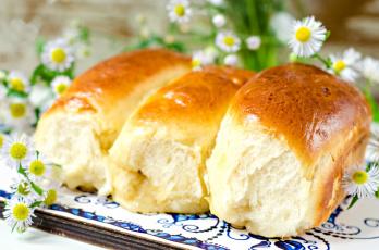 Картинка еда хлеб +выпечка цветы аппетитные выпечка булочки