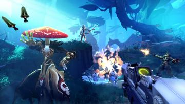 Картинка battleborn видео+игры -+battleborn action шутер игра