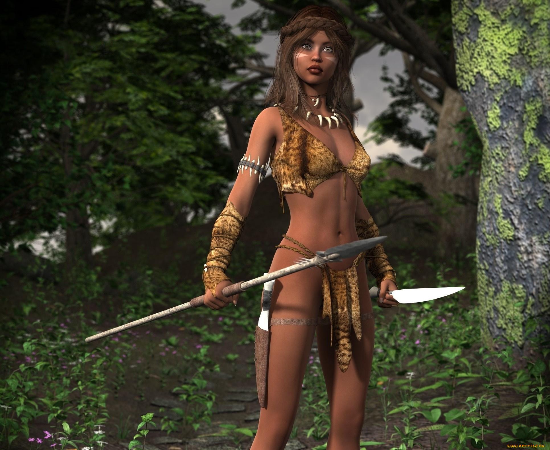 Картинки амазонки девушки фото