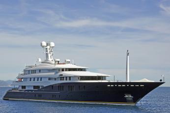 обоя c2 super yacht, корабли, Яхты, суперяхта