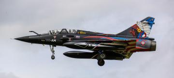 обоя dassault mirage 2000n, авиация, боевые самолёты, истребитель