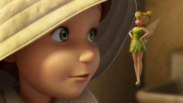 обоя tinker bell and the legend of the neverbeast, мультфильмы, персонаж