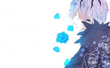 Картинка аниме ib garri