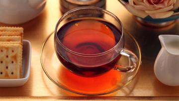 обоя еда, напитки,  Чай, чай, печенье, крепкий