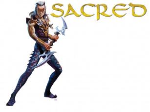 Картинка sacred видео игры