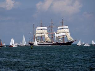 Картинка седов корабли парусники гдыня море 2009 регата