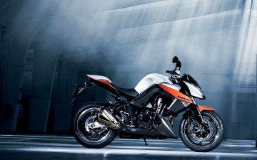 Картинка kawasaki z1000 мотоциклы кавасаки мото 1000