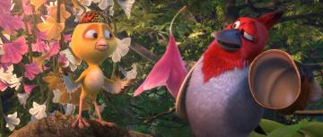 Картинка мультфильмы rio+2 цыпленок