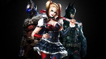 Картинка видео+игры batman +arkham+knight бита