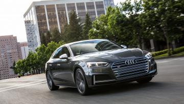 обоя audi s5 sportback 2018, автомобили, audi, sportback, s5, 2018