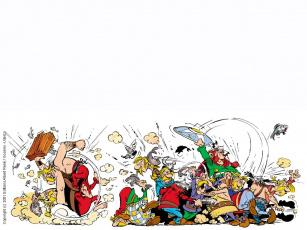 Картинка мультфильмы asterix