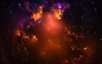 Картинка космос галактики туманности туманость звёзды