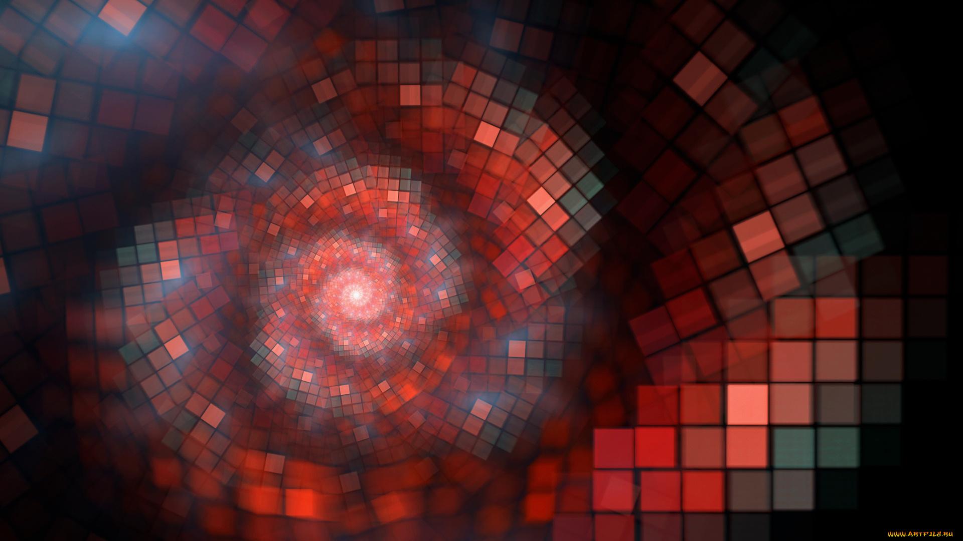 графика абстракция квадраты бесплатно