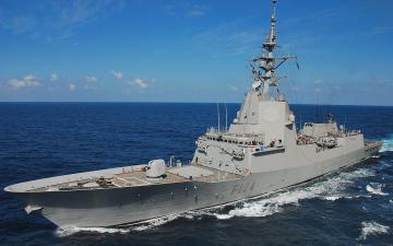 обоя корабли, крейсеры,  линкоры,  эсминцы, море, корабль, боевой, mendez, nunez