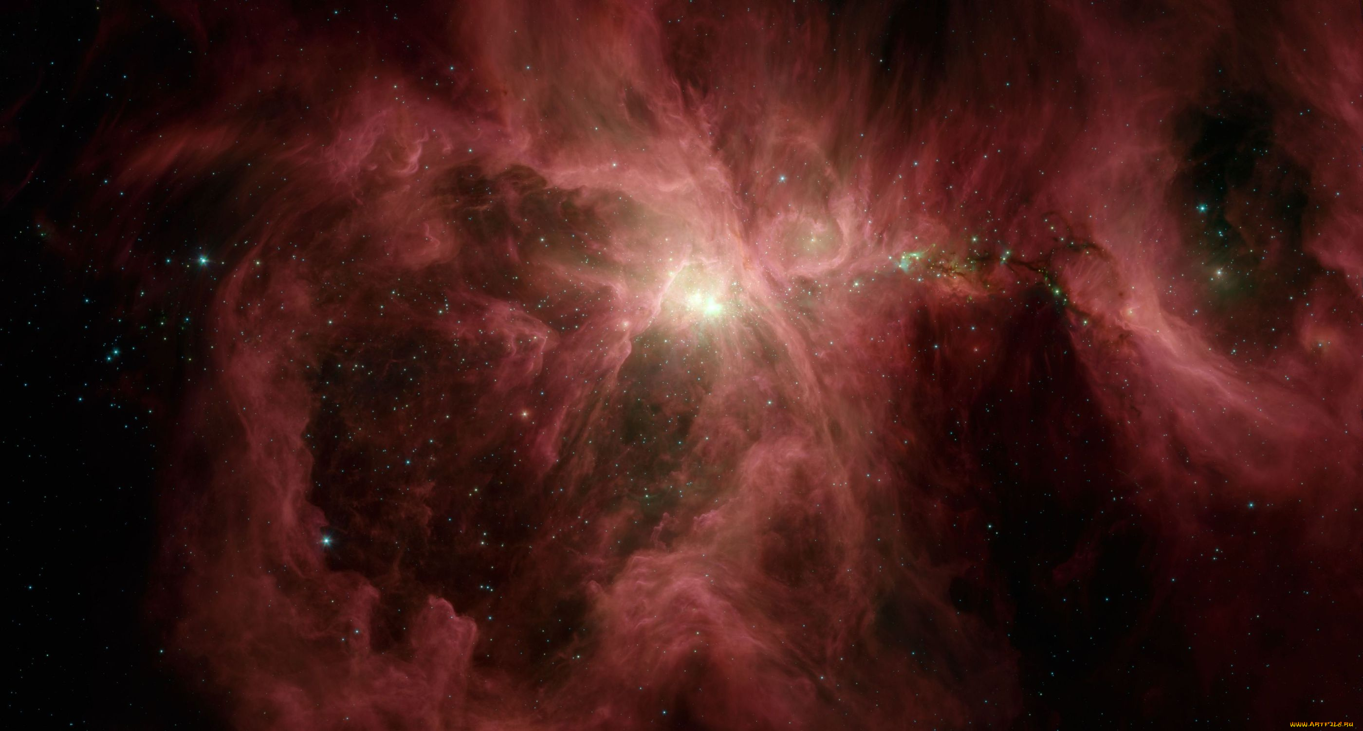 pink nebula pictures - HD1920×1200