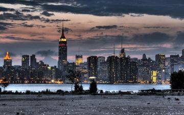 Картинка new york city города нью йорк сша