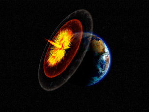Картинка космос арт earth