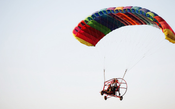 Картинка авиация другое парашут