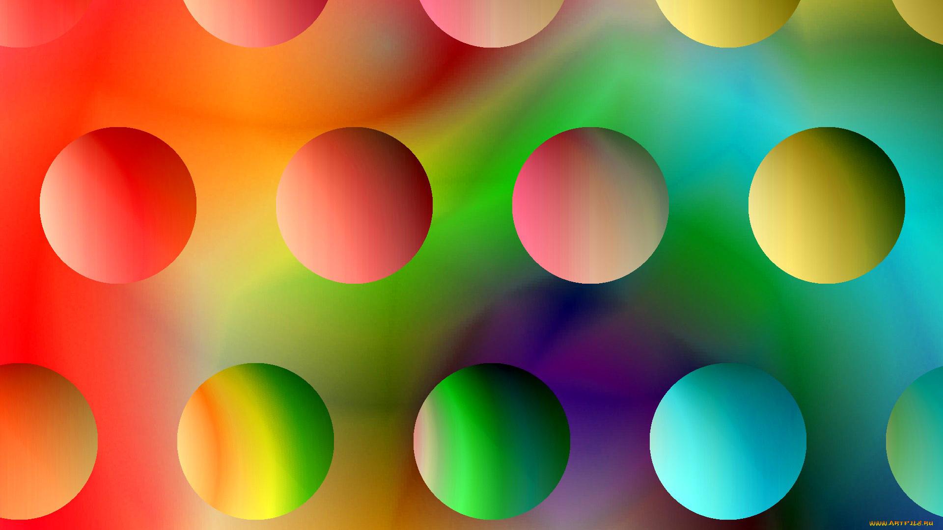 Огни цветные шарики  № 3561108 бесплатно