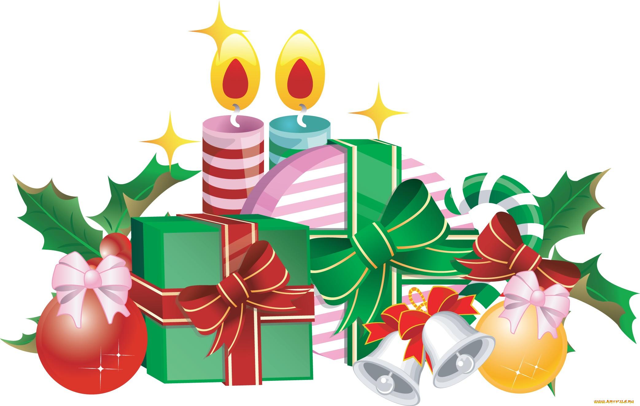 Картинки подарок на новый год для детей, смешные